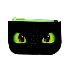 Dragon Eyes Coin Change Purse