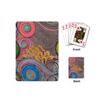 Rainbow Passion Playing Cards (Mini)  Back