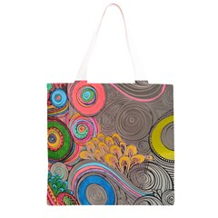 Rainbow Passion Grocery Light Tote Bag