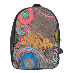 Rainbow Passion School Bags(large)
