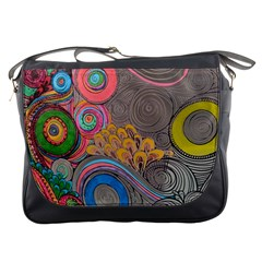 Rainbow Passion Messenger Bags