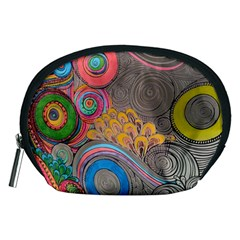 Rainbow Passion Accessory Pouches (medium)