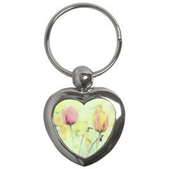 Softness Of Spring Key Chains (Heart)