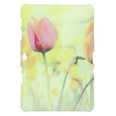 Softness Of Spring Samsung Galaxy Tab 10.1  P7500 Hardshell Case