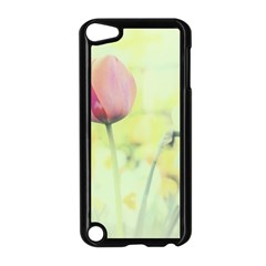 Softness Of Spring Apple iPod Touch 5 Case (Black)