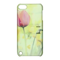Softness Of Spring Apple iPod Touch 5 Hardshell Case with Stand