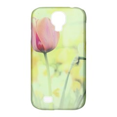 Softness Of Spring Samsung Galaxy S4 Classic Hardshell Case (PC+Silicone)