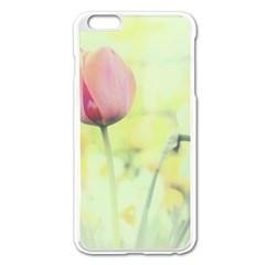 Softness Of Spring Apple iPhone 6 Plus/6S Plus Enamel White Case
