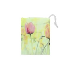 Softness Of Spring Drawstring Pouches (XS)