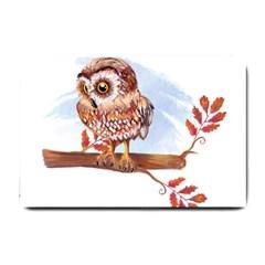 Owl Small Doormat