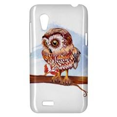 Owl HTC Desire VT (T328T) Hardshell Case