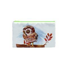 Owl Cosmetic Bag (xs)