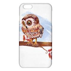 Owl iPhone 6 Plus/6S Plus TPU Case