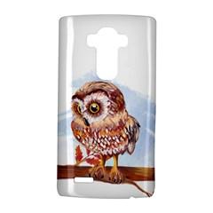 Owl Lg G4 Hardshell Case