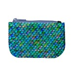 Mermaid Scales Coin Change Purse Front