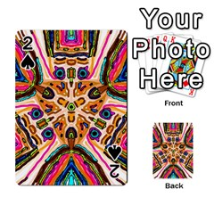 Ethnic You Collecition Playing Cards 54 Designs