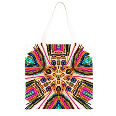 Ethnic You Collecition Grocery Light Tote Bag