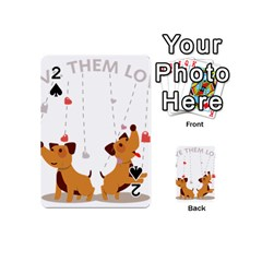 Give Them Love Playing Cards 54 (Mini)
