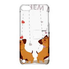 Give Them Love Apple iPod Touch 5 Hardshell Case with Stand