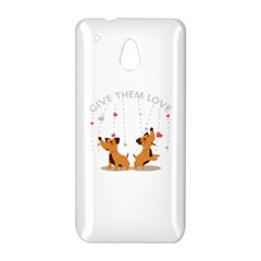 Give Them Love HTC One Mini (601e) M4 Hardshell Case
