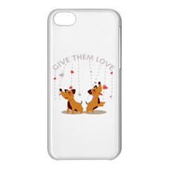 Give Them Love Apple iPhone 5C Hardshell Case