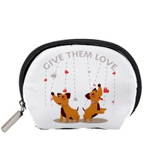 Give Them Love Accessory Pouches (Small)