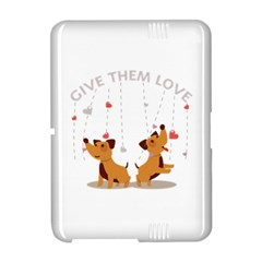 Give Them Love Amazon Kindle Fire (2012) Hardshell Case