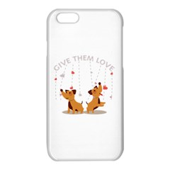 Give Them Love iPhone 6/6S TPU Case
