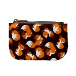 Curious Maple Fox (Dark) Coin Change Purse Front