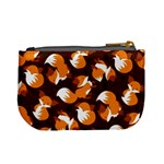 Curious Maple Fox (Dark) Coin Change Purse Back