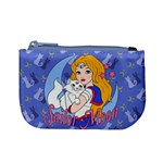 Saban Moon Coin Change Purse Front