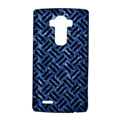 WOV2 BK-BL MARBLE (R) LG G4 Hardshell Case