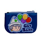 Get Bent Coin Change Purse Back
