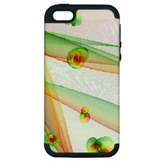 The Wedding Veil Series Apple Iphone 5 Hardshell Case (pc+silicone)