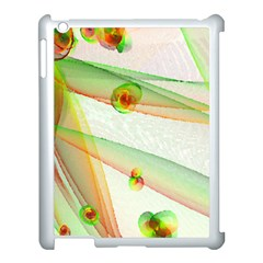 The Wedding Veil Series Apple Ipad 3/4 Case (white)