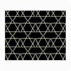 Star Of David   Small Glasses Cloth (2 Side)