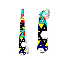 Star Of David Neckties (two Side)