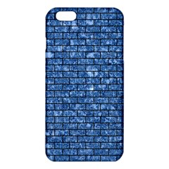Brick1 Black Marble & Blue Marble (r) Iphone 6 Plus/6s Plus Tpu Case