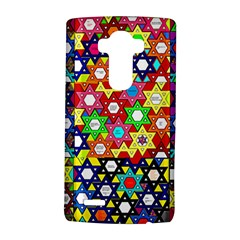 Star Of David LG G4 Hardshell Case
