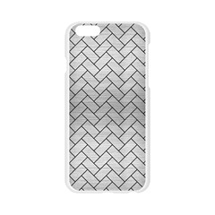 BRK2 BK MARBLE SILVER (R) Apple Seamless iPhone 6/6S Case (Transparent)