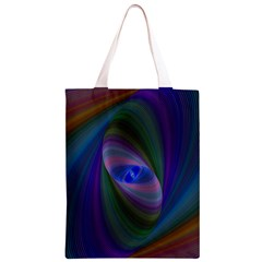 Eye Of The Galactic Storm Classic Light Tote Bag