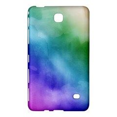 Rainbow Watercolor Samsung Galaxy Tab 4 (7 ) Hardshell Case