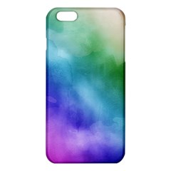 Rainbow Watercolor Iphone 6 Plus/6s Plus Tpu Case