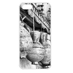 Ancient Hanging pottery Apple iPhone 5 Seamless Case (White)