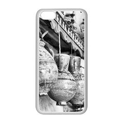 Ancient Hanging pottery Apple iPhone 5C Seamless Case (White)