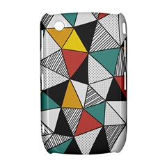 Colorful Geometric Triangles Pattern  Curve 8520 9300