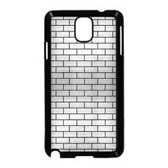 Brick1 Black Marble & Silver Brushed Metal (r) Samsung Galaxy Note 3 Neo Hardshell Case (black)