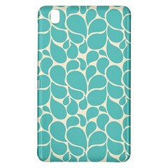 Blue Abstract Water Drops Pattern Samsung Galaxy Tab Pro 8.4 Hardshell Case
