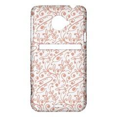 Hand Drawn Seamless Floral Ornamental Background HTC Evo 4G LTE Hardshell Case