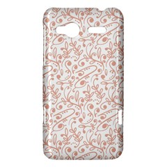 Hand Drawn Seamless Floral Ornamental Background HTC Radar Hardshell Case